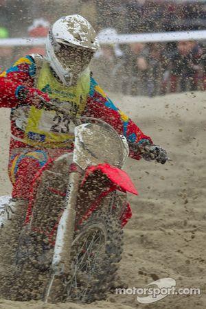 #23 Honda 450 CRF:Sylvain Mesthe