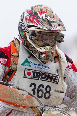 #368 KTM 525 4T: Stéphane Devouge