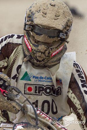 #100 Honda 450 CRF: Olivier Rouas