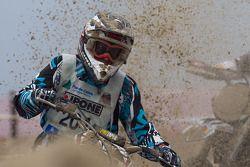 #204 Honda 450 4T: Ivan Monnier