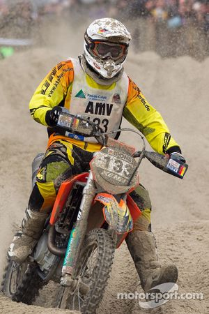 #133 KTM 550 4T: Sebastian Gunther