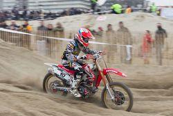 #10 Honda 450 4T: Sergei Potisek