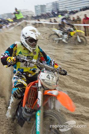 #47 KTM 490 4T: Maxime Lonza