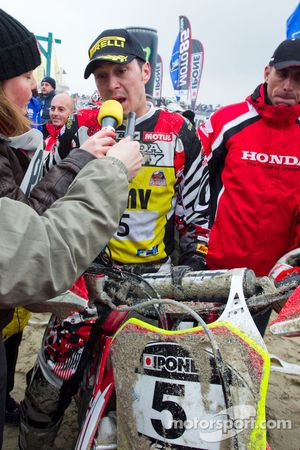 #5 Honda 450 CRF: Mickael Pichon
