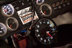 Panel de instrumentos en el Chevrolet de Jamie McMurray, Earnhardt Ganassi Racing