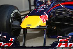 yeni Red Bull RB6, nose cone