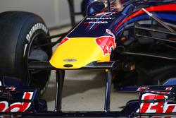 El nuevo Red Bull RB6, cono de nariz
