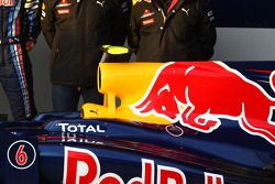 yeni Red Bull RB6