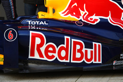 The new Red Bull RB6