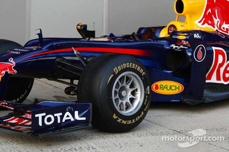 El nuevo Red Bull RB6