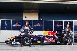 Mark Webber, Red Bull Racing ve Sebastian Vettel, Red Bull Racing