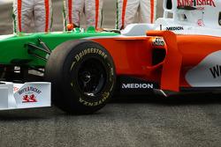 La nouvelle Force India VJM03