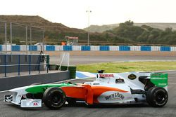 The new Force India VJM03
