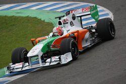 Vitantonio Liuzzi, Test Driver, Force India F1 Team, VJM-03