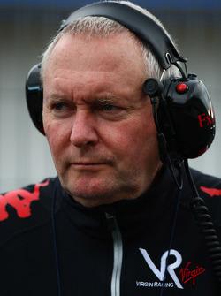 John Booth, director deportivo de Virgin Racing