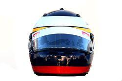 Casco de Pedro de la Rosa, Equipo BMW Sauber F1