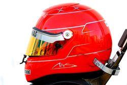 Il casco di Michael Schumacher, Mercedes GP Petronas