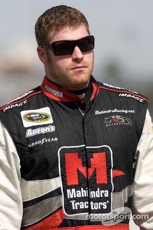 El Ford de Robert Richardson Jr., Front Row Motorsports Yates Racing