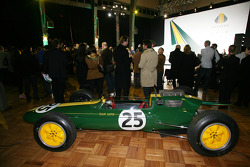 El viejo Lotus F1