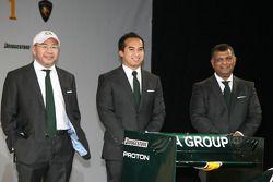 Tony Fernandes, Malaysia Racing Team Principal