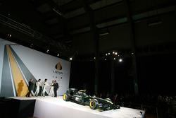 El nuevo Lotus, Lotus T127