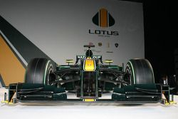The New Lotus T127