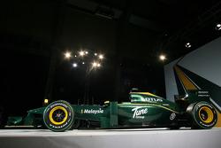 El nuevo Lotus T127