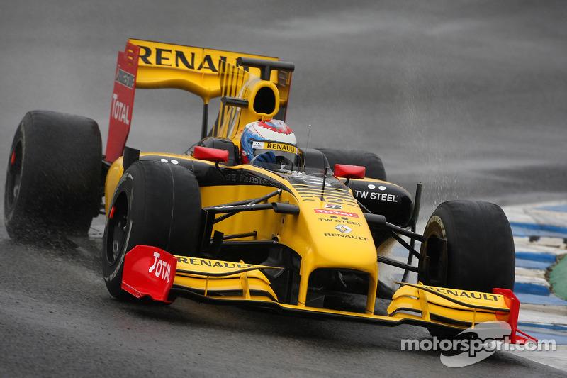 Vitaly Petrov: 57 Grand Prix'nin 13'ünden puanla ayrıldı