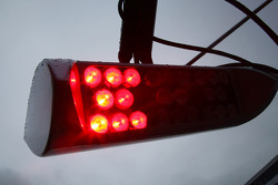 Lichtsysteem Mercedes GP Petronas