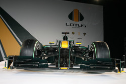 The New Lotus T187