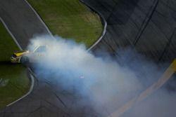 Mario Gosselin crasht