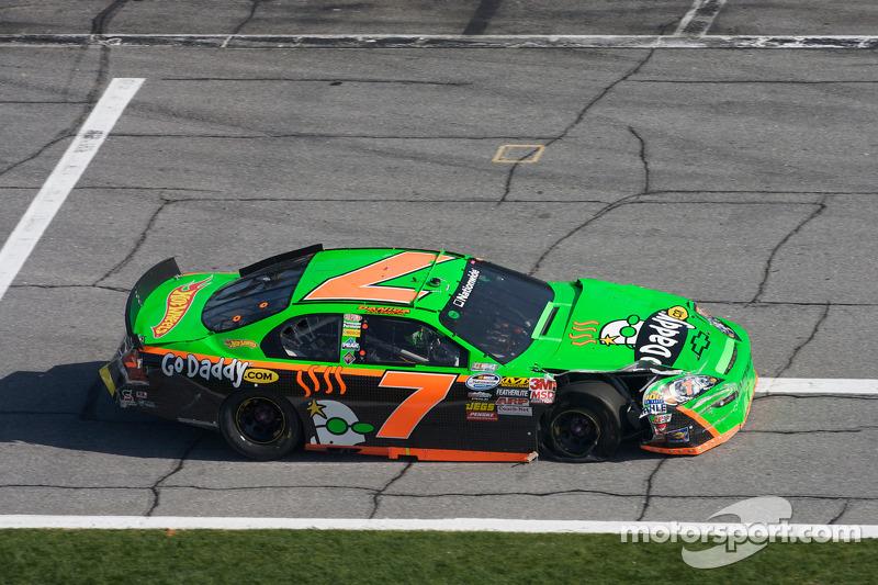 Дебют в NASCAR Xfinity