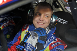 Mikko Hirvonen, Ford Focus RS WRC08, BP Ford Abu Dhabi World Rally Team
