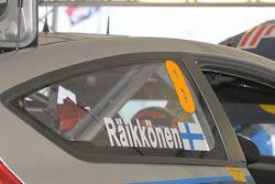 Кими Райкконен и Кай Линдстрем, Citroën C4 WRC, Citroën Junior Team