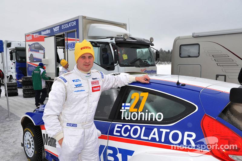 Ford Fiesta S2000 de Janne Tuohino