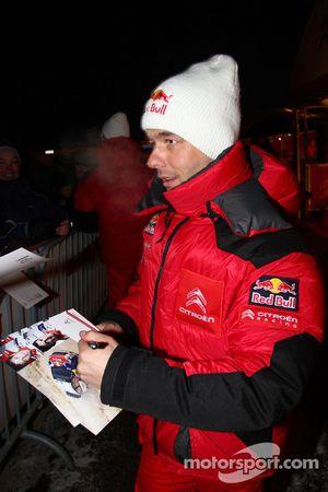 Себастьен Лёб, Citroën C4, Citroën Total World Rally Team