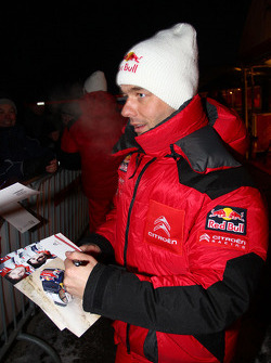 Sébastien Loeb, Citroën C4, Citroën Total World Rally Team