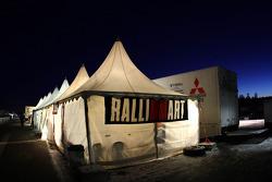 Service, Ralliart Italy