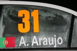 Mitsubishi Lancer Evo X de Armindo Araujo y Miguel Ramalho Ralliart Italy