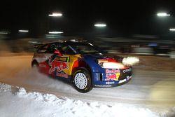 Себастьен Лёб и Даниэль Элена, Citroën C4, Citroën Total World Rally Team