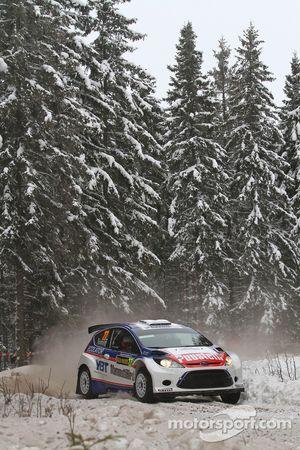 Ford Fiesta S2000 de Janne Tuohino y Markku Tuohino