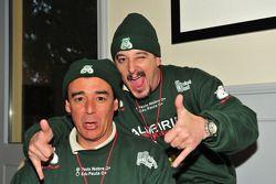 Paulo Nobre et Edu Paula, Mitsubishi Lancer Evo X