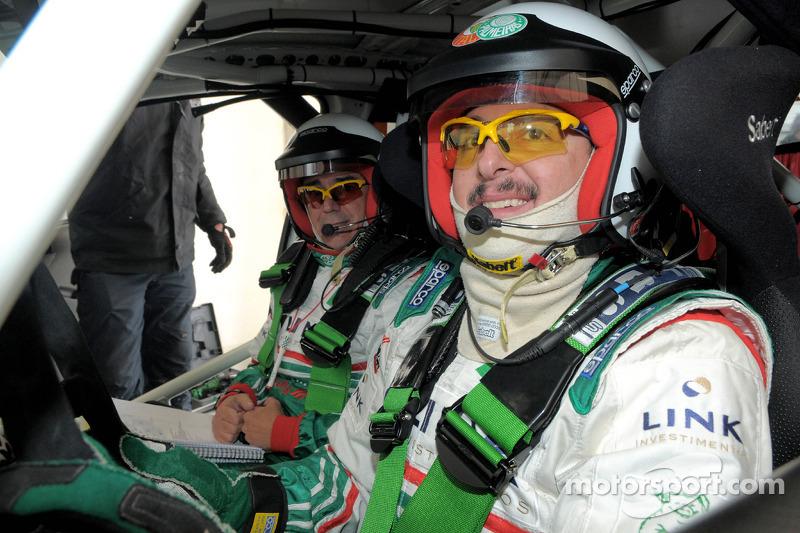 Mitsubishi Lancer Evo X de Paulo Nobre y Edu Paula
