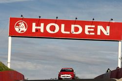 #3 Greg Murphy Racing, Holden HSV GTS: Robert Wilson, Maurizio Fabris, Geoff Emery
