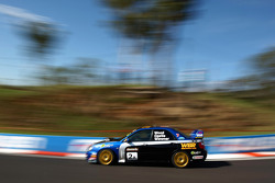 #2 WBR - Wilson Brothers Racing, Subaru Impreza WRX: Lee Castle, Kurt Wimmer, David Wood
