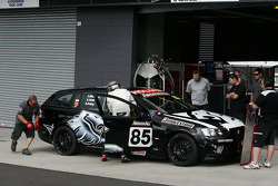 #85 Monaro Performance, Holden R8 Clubsport Tourer: Nathan Pretty, Cameron McConville, Andrew Jones
