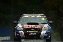 #2 WBR - Wilson Brothers Racing, Subaru Impreza WRX: Lee Castle, Kurt Wimmer, David Wood