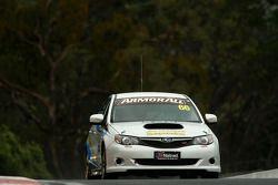 #66 Jim Hunter Suspension, Subaru Impreza WRX: Warren Bossie, Glen Featherstone, Mark Tutton