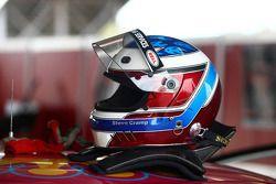 Helm van Steve Cramp
