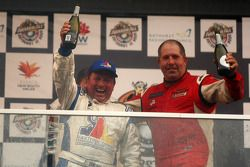 Podium: Paul Morris et Garry Holt